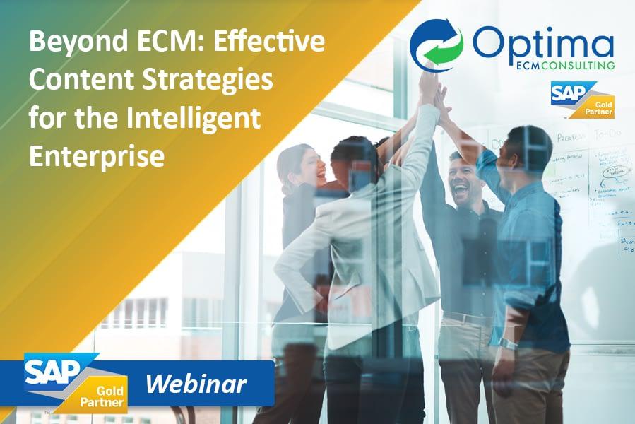 Effective Content Strategies for the Intelligent Enterprise