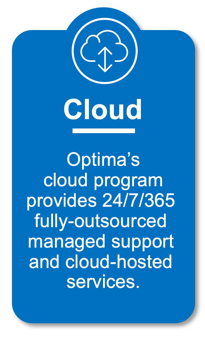 Optima TotalCare Cloud Program