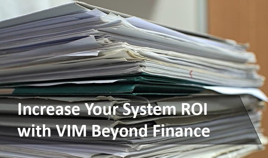 VIM Beyond Finanace
