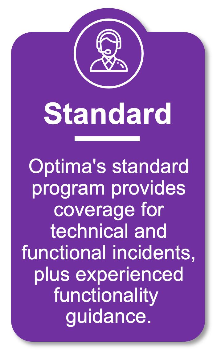 Optima TotalCare Standard