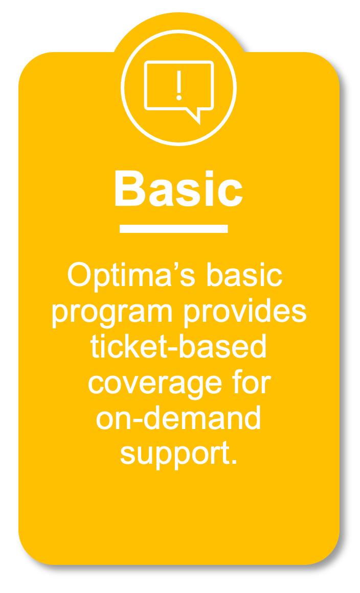Optima TotalCare Basic