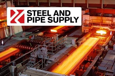 steel and pipe supply case study