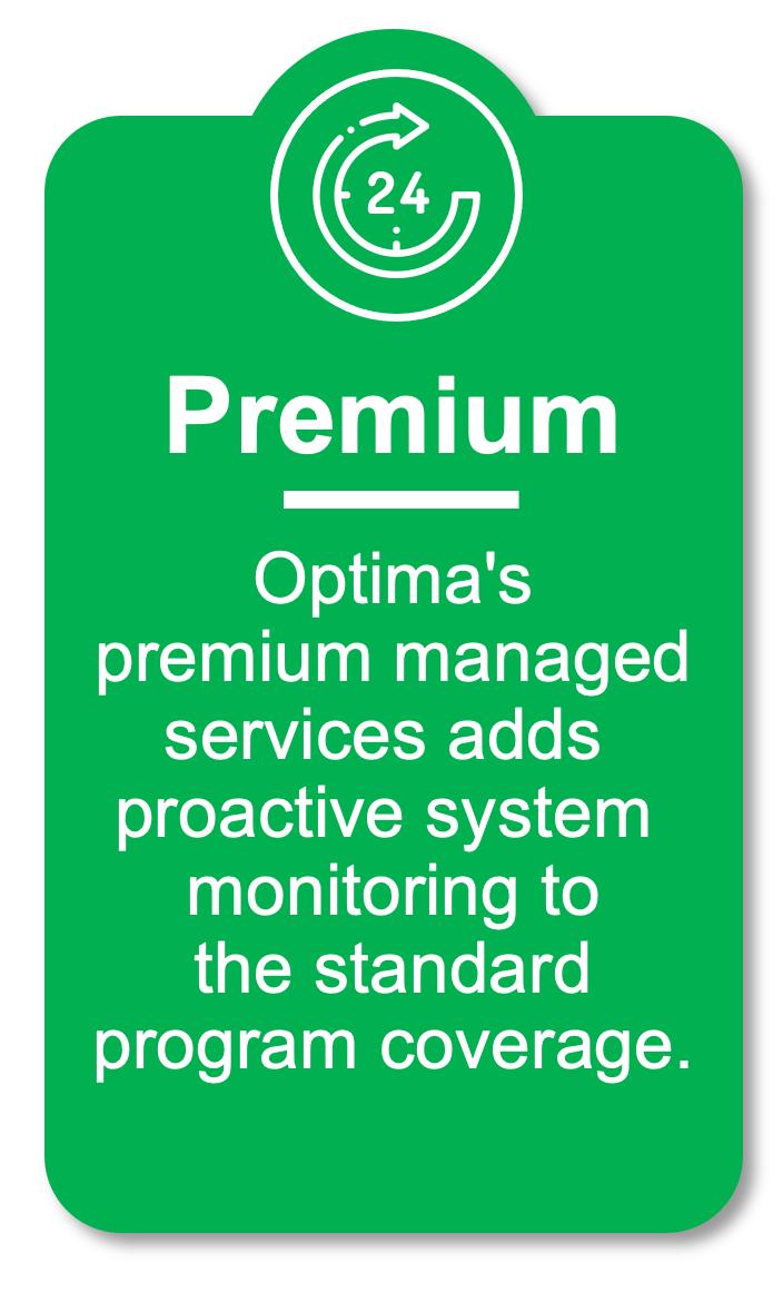 Optima TotalCare Premium Program